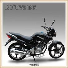 2014 chinese cheap sport 200cc motocicleta YH200IC