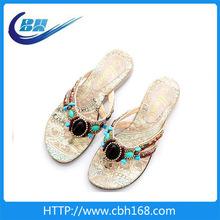 2014 women fashion 2010 latest design ladies slippers