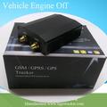 รถป้องกันการโจรกรรมอุปกรณ์ระบุตำแหน่งgpsปลุกsosและการตรวจสอบเสียงอุปกรณ์gpsติดตามtk103