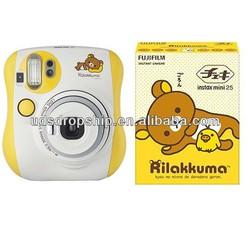 Fujifilm INSTAX Mini 25 Instant Film Cameras - Rilakkuma Edition