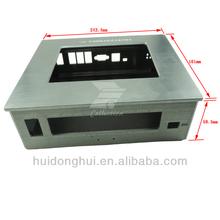 2014 new aluminum box truck corners