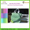 Hot Preppy Monogrammed Tennis Racket Bag Canvas Tennis Tote Bag