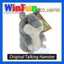 Original Talking Hamster X Hamster Russian Learning Toys For Kids