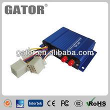 gps fleet vehicle/car tracking device with ultrasonic fuel sensor ( M508 )