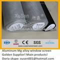 Fenêtre en aluminium écransplafonds/treillis métallique en aluminium ignifuge/écrans en aluminium maille de fenêtre de porte anti- rat,& anti- la rouille
