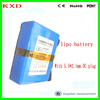 Rechargeable 5000mah li-polymer best price 12v motorcycle battery