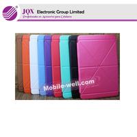 special design for Ipad mini flip leather case cover