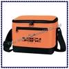 wholesale fashion double zipper closure cooler bag