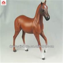 ICTI factory 2014 wholesale resin horse ornament