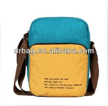 Canvas Leisure Boys And Girls Student Shoulder Bags