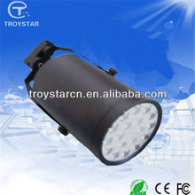 Hot sale ce&rohs 3years warranty high quality high power 18w led track spot light