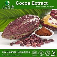 Halal&Kosher Black Cocoa Powder Cocoa Polyphenols Cocoa Extract Powder