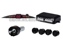 China supplier dual lens roof mounting led parking sensor