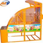 Children basketball game machine video game playground equipment