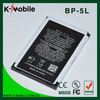 Rechargeable Portable Lithium BP-5L battery for nokia MOBILE phone