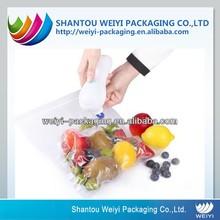 2014 High gas barrier food packaging nylon vacuum bags