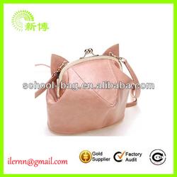 2014 new fashion Korean cute cat ears Messenger Bag