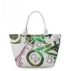 Fashion canvas beach bag 2014