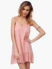 blush ladies summer women smart casual dress