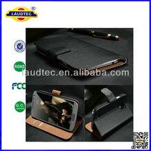 For Nokia Lumia 2520 Luxury Gennuine Real Wallet Leather Case --Laudtec