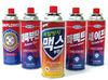 metal aerosol tin cans for butane gas packaging