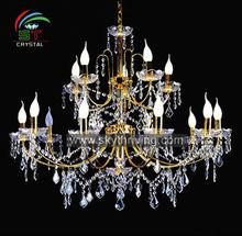 modern classic K9 crystal chandelier lighting