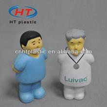 HTPU043 promotional stress toy man