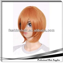 cosplay long black wig baby doll wigs