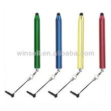 New arrival durable cartoon plastic stylus jumbo ball pen