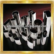 Tubo de aço inoxidável grande em aço inoxidável pias