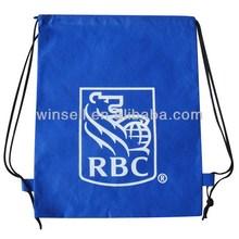 Top seller popular silk screen non woven shopping bags