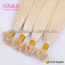 remy human hair /hair weft /prebonded hair ,l tip /u tip /vtip /ftat tip /nail tip /micro ring hair /hair bulk