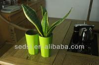 home deco round indoor decorative flower pots planters