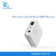 Original Vonets VAR11N mini WiFi Wireless Networking Router & Bridge Adapter Decoder Wi-Fi Finders