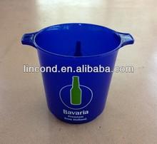 led wine bucket/club wine cooler/shining beer holder