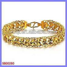 nuovo stile in acciaio inox braccialetto nero braccialetti di corallo