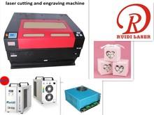 m800 co2 uv die board laser cutting machine for sale