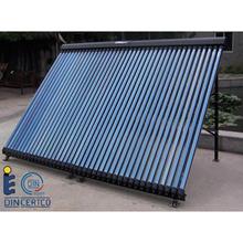 EN12975 Split Wall Mounted Solar Tube Water Heater Collector Project