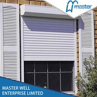 Master Well storm hurricane shutters
