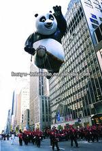 Kung Fu Panda Inflatable Cartoon Panda Toys Giant Panda Air Ballon For Advertising Event Festival