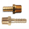 ISO9001:2008 high quality copper threaded hose fitting,hose nipple fitting,flexible hose with brass fittings