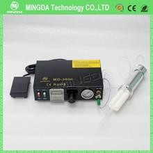 Exw display digitale colla dispenser automatico macchina, hot melt colla dispenser md-3000, di alta precisione colla dispenser