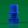 laboratory/beverage/juice/ pe material plastic pouch spout and screw caps 10mm/8.6mm/8.2mm lids/bottle caps/Closures