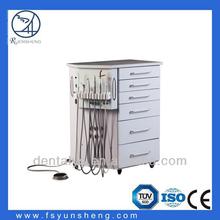 YUNSHENG integral Dental cabinet is a good dental furnitures for dental clinic