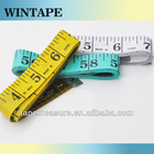150cm/60inch promotion clothing measurment soft plastic ruler buy tools in bulk types of tape measures with Your Logo