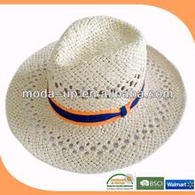China straw hat, straw cowboy hat, beach straw hat