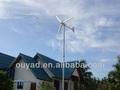 1kw orizzontale di pale di turbine eoliche per la vendita