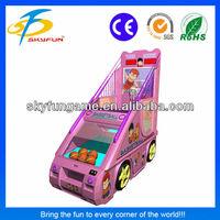 guangzhou children basketball machine Baby Time arcade basketball