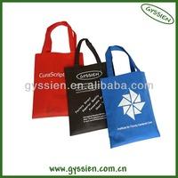 gyssien customizable nylon foldable reusable shopping bag