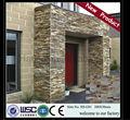Azulejo de piedra imitación/piedra de enclavamiento azulejos de la pared/laja patio azulejo sa- g01